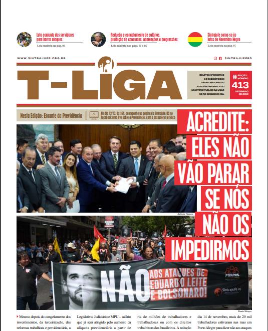 T-LIGA edição 413