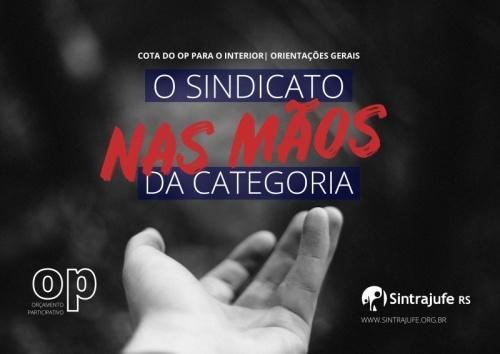 ORÇAMENTO PARTICIPATIVO INTERIOR