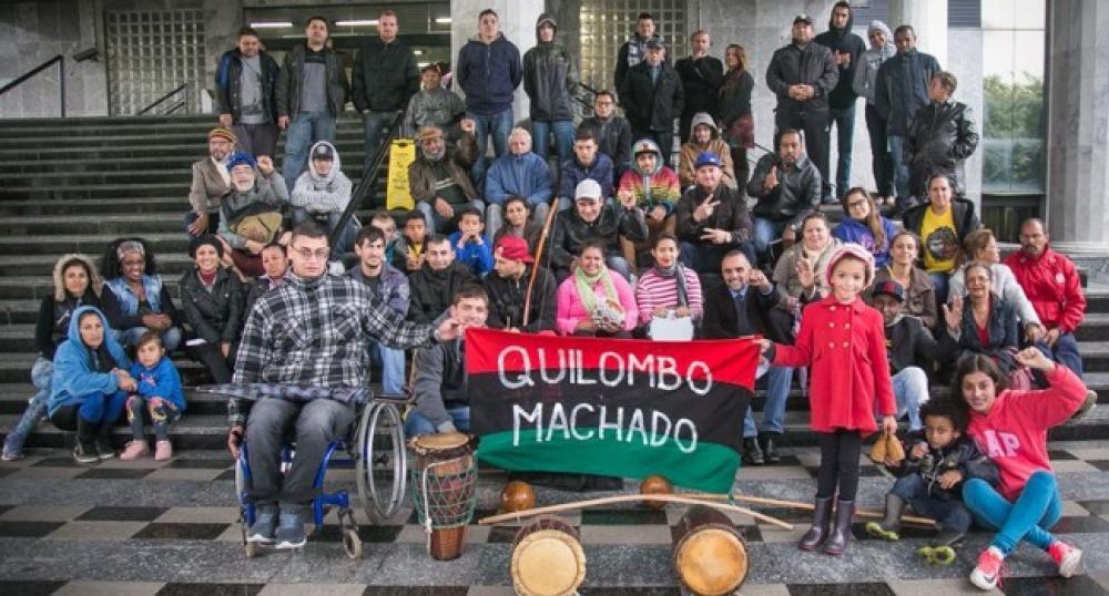 Quilombos urbanos de Porto Alegre pedem doações para Natal das crianças das comunidades