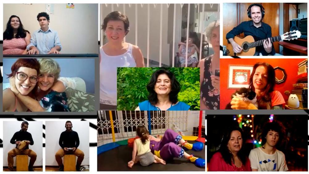 Oficinas de cultura do Sintrajufe/RS: alunos e professores elogiam atividades à distância e comentam importância para vida em meio ao isolamento