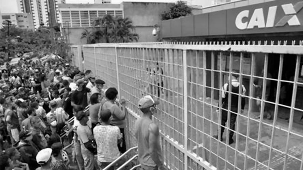 Centrais sindicais e oposição defendem manutenção do auxílio emergencial; fim da política pode gerar calamidade social