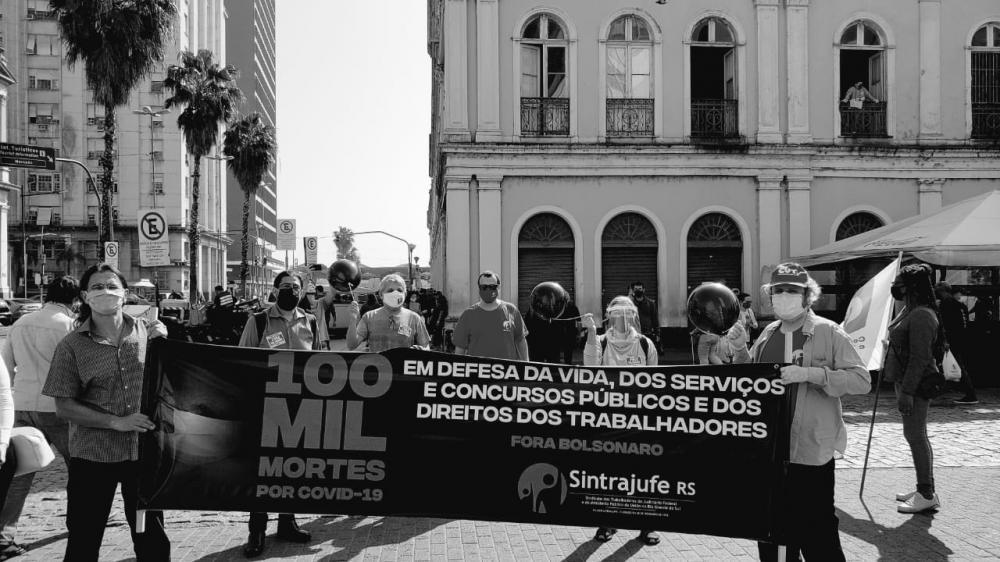 Centrais sindicais e movimentos marcam mobilizações; neste sábado, 23, tem carreata em Porto Alegre e outras cidades gaúchas